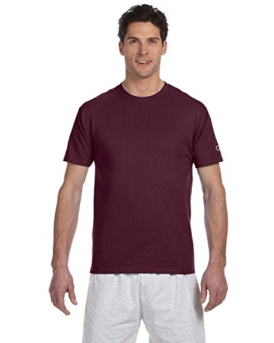 champion-t-shirt-uomo-bordeaux-medium