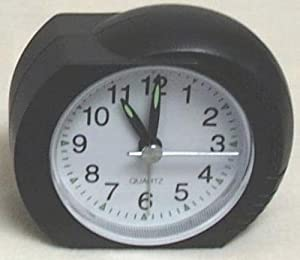 Equity by La Crosse Equity by La Crosse 27001 Analog Alarm Clock with Ascending Alarm