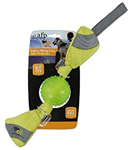 pet supplies all for paws outdoor dog ballistic tpr tug