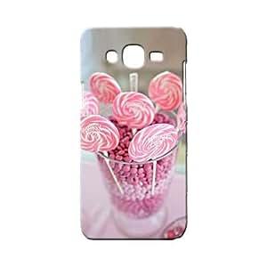 BLUEDIO Designer 3D Printed Back case cover for Samsung Galaxy J2 - G0866