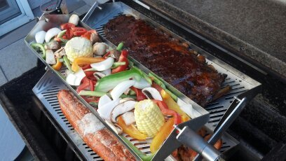 Barbecue Rotoisserie