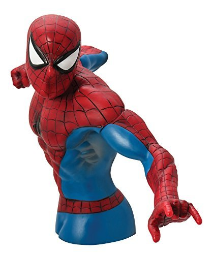 The Amazing Spider-man Bust Bank By Unbekannt Picture