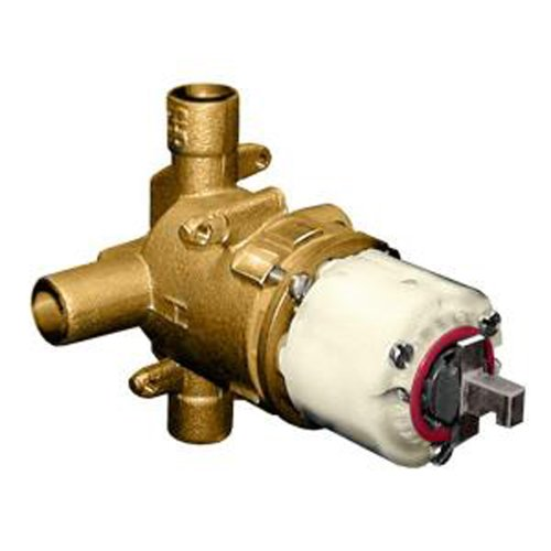American Standard R120R120 Pressure Balance Rough Valve Body Only Direct Sweat Inlets And Outlets front-981721