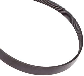 "Gates 460J8 Micro-V Belt, J Section, 460J Size, 46"" Length, 3/4"" Width, 8 Rib"