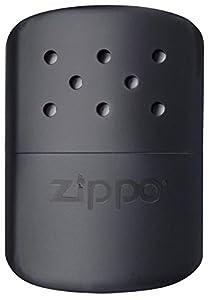 Zippo 12-Hour Hand Warmer, Black Matte