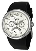 Philip Stein Women's F43S-W-B Quartz Stainless Steel White Dial Watch by Philip Stein