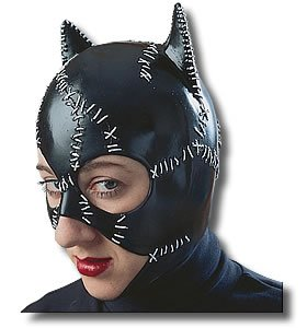 Rubies Costume Co Catwoman Mask