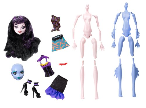 y mattel  monster	high create your