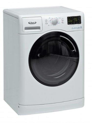 Whirlpool AWSE 7120 Waschmaschine Frontlader / A++ B / 1200 UpM / 7 kg / Weiß / Clean+ / Woolmark / Touch display