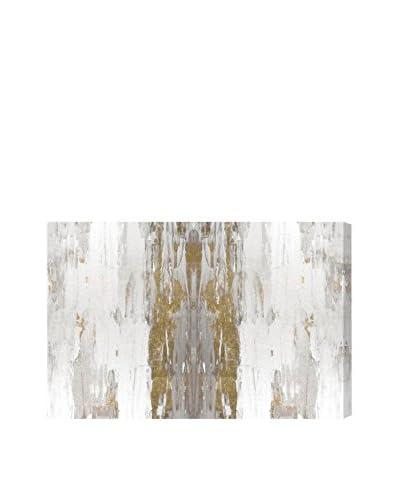 Oliver Gal 'Sensation White' Canvas Art