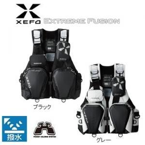 SHIMANO(シマノ) XEFO・サーフトリッパーベスト VF-275M スプラッシュグレー