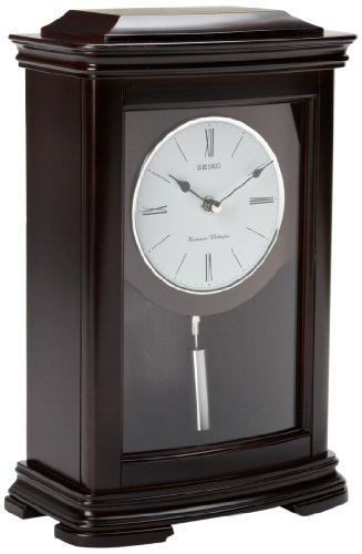 Seiko Mantel Chime with Pendulum