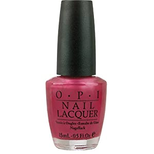 OPI Nail Lacquer, A Rose at Dawn Broke By Noon, 0.5 Ounce