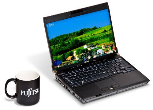 Fujitsu PC LifeBook P8020 2GB 120GB HDD Notebook