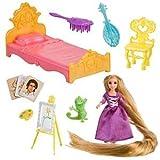 Disney Tangled Rapunzel Tower Treasures Play Set