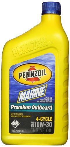pennzoil-5063875-marine-premium-outboard-4-cycle-10w-30-engine-oil-1-quart