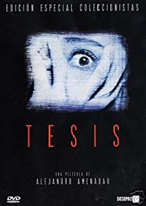Tesis (2-DVD Special Collector's Edition) Uncut