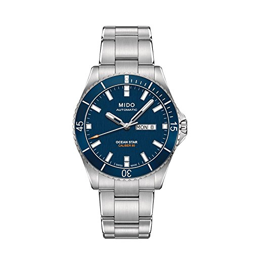 mido-ocean-star-captain-v-m0264301104100-blue-silver-stainless-steel-analog-automatic-mens-watch