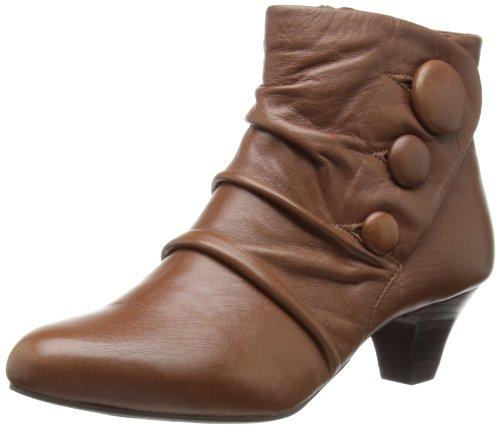 Lotus Womens Columbia Boots 40012 Brown 6.5 UK, 40 EU