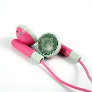 Proporta Coloured Stereo Headphones - Pink