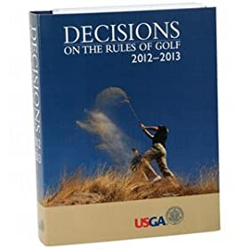 Decisions on the rules of golf book