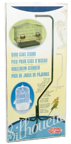 Cheap Hagen Living World Silhouette Half Loop Black Stand, 63-Inch tall (HAG84425)
