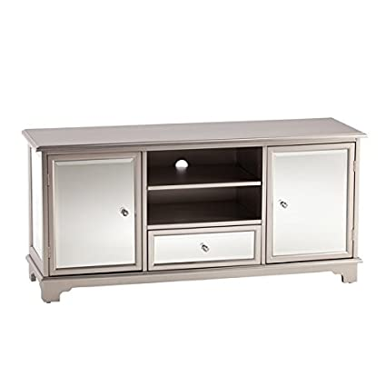 "Surat Mirrored 52"" TV Media Stand"