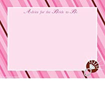 Bride To Be Advice Cards 20ct