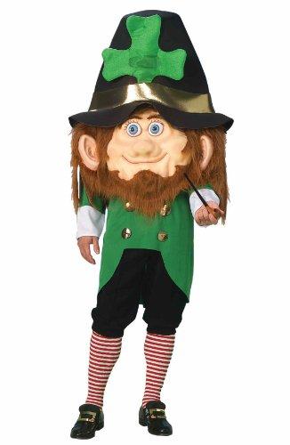 Forum Parade Pleasers Oversized Leprechaun Costume, Green, Adult