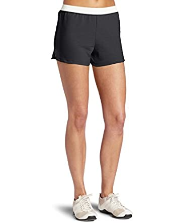 Original Soffe Cheer Shorts, Black, Youth Small