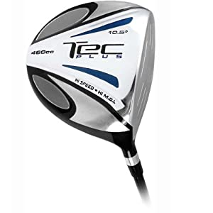 TEC Plus 460 cc Ti Matrix Driver Men's