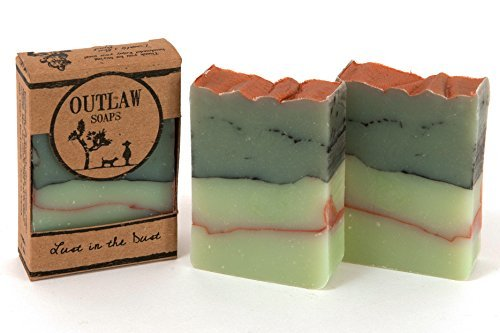 Lust in the Dust Soap - by Outlaw Soaps