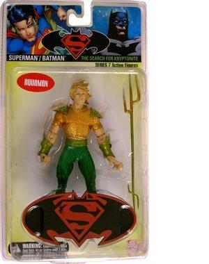 Superman/ Batman Series 7 Aquaman Action Figure