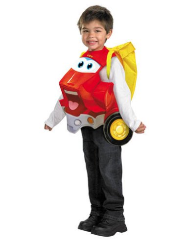 boys - Chuck Deluxe Child One Size Halloween Costume - Child up to 6
