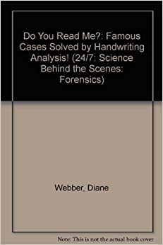 forensic cases solved by handwriting analysis