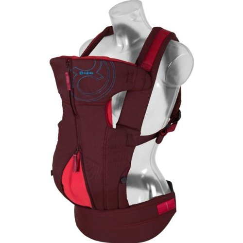 Cybex 2012 2 Go Baby Carrier Chilli Pepper Antti Hyypp 228 Fol