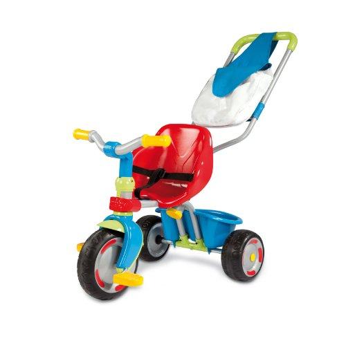 Imagen principal de Smoby - Baby caminar azul / rojo / amarillo