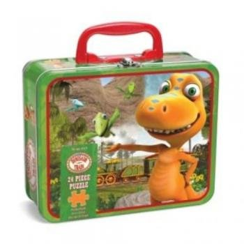 Dinosaur Train 24 Piece Puzzle in Lunchbox Tin 10658