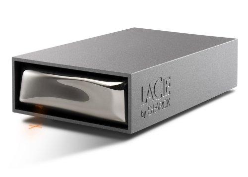 LaCie Starck Desktop Hard Drive 2TB