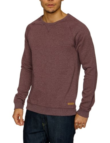 Selected Homme Jeans Louis Crew Neck Sweat C Men's Jumper Port Royal Melange Large