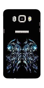 DigiPrints Designer back cover for Samsung Galaxy J5 2016