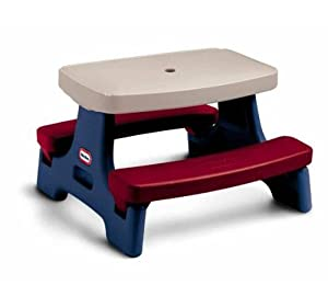 Little Tikes Easy Store Jr Play Table by Little Tikes