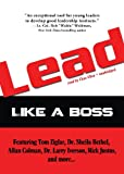 img - for LEAD Like a Boss (Library Edition) book / textbook / text book