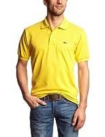 Lacoste Polo Poloshirt L.12.12 POLO AUS PETIT PIQUES Size: S / GELB