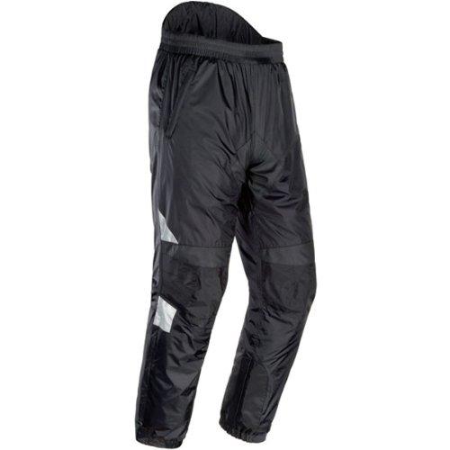 Tour Master Sentinel Women'S Pants Sports Bike Racing Motorcycle Rain Suit - Black / X-Small