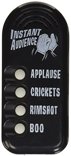 Accoutrements Instant Audience (Noise Maker Button compare prices)