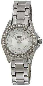 Fossil Damen-Armbanduhr Ladies Dress Analog Quarz ES2879