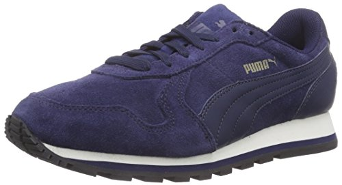 puma-st-runner-sd-sneakers-basses-mixte-adulte-bleu-peacoat-peacoat-43-eu