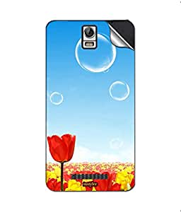djimpex MOBILE STICKER FOR COOLPAD T00