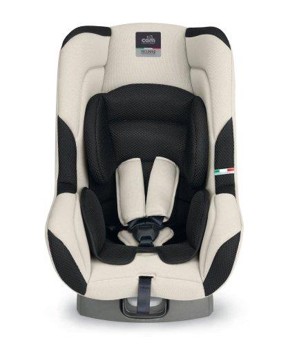 CAM Il Mondo del Bambino S 139 212 Seggiolino Auto Gara 0.1, Beige/Nero 29/T212